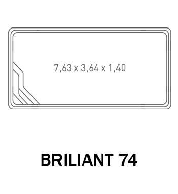 Briliant-74